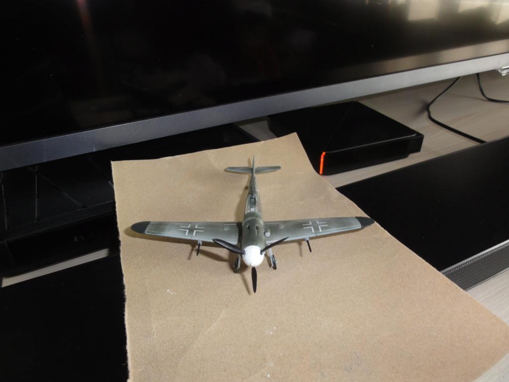 Heller - Messerchmitt Bf-109 - 1/72 : le Scratcheur se lance - Page 2 Dsc00455