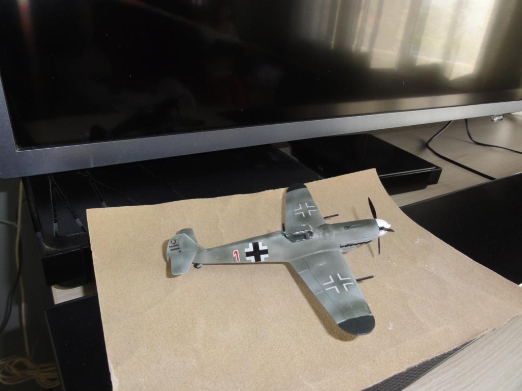 Heller - Messerchmitt Bf-109 - 1/72 : le Scratcheur se lance - Page 2 Dsc00457