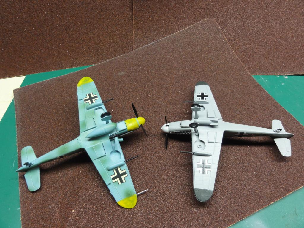 Heller - Messerchmitt Bf-109 - 1/72 : le Scratcheur se lance - Page 2 Dsc00461