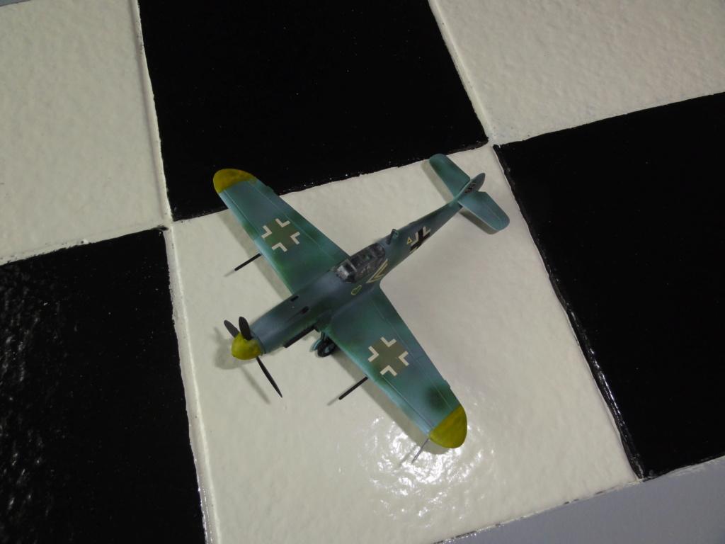 Heller - Messerchmitt Bf-109 - 1/72 : le Scratcheur se lance - Page 2 Dsc00465