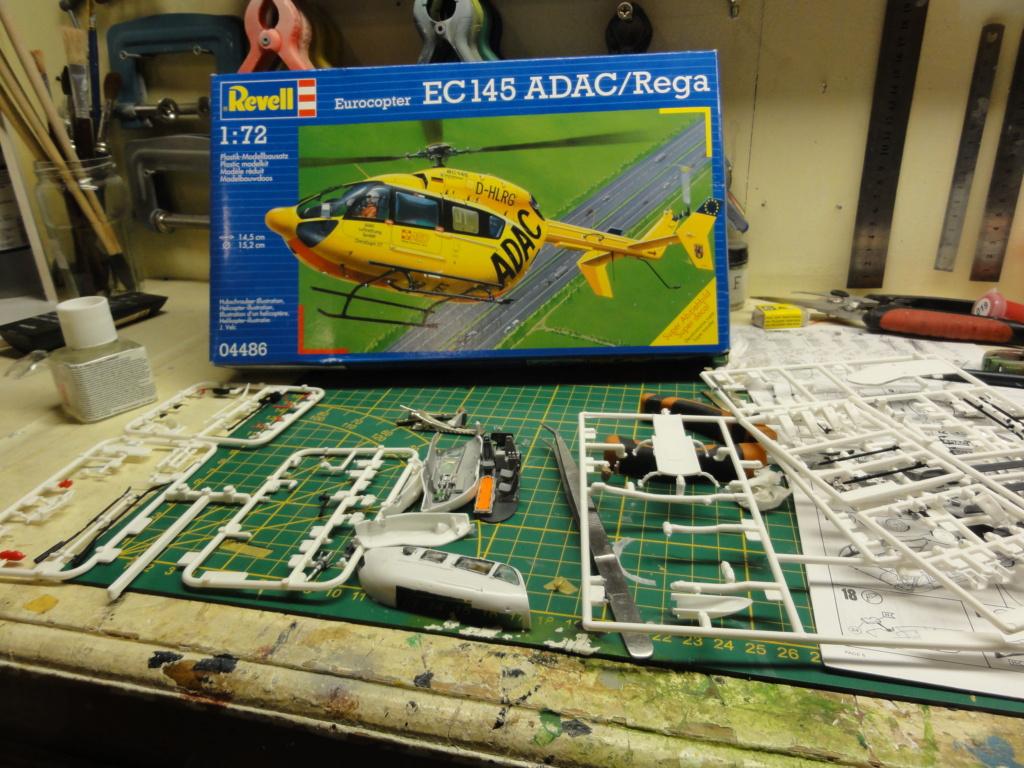 hélicoptère EC 145 au 1/72 Dsc00618