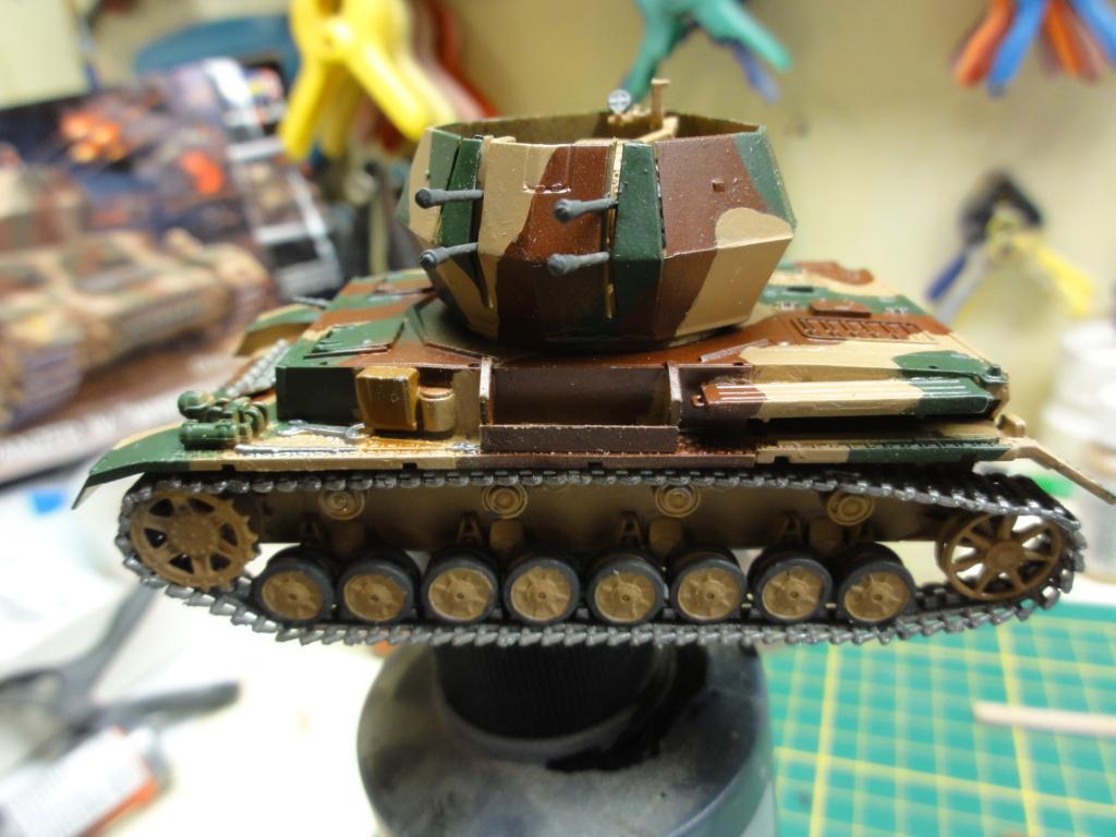 1er diorama avec blindés allemands au 1/72 Dsc00627