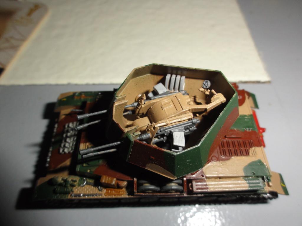 1er diorama avec blindés allemands au 1/72 Dsc00632