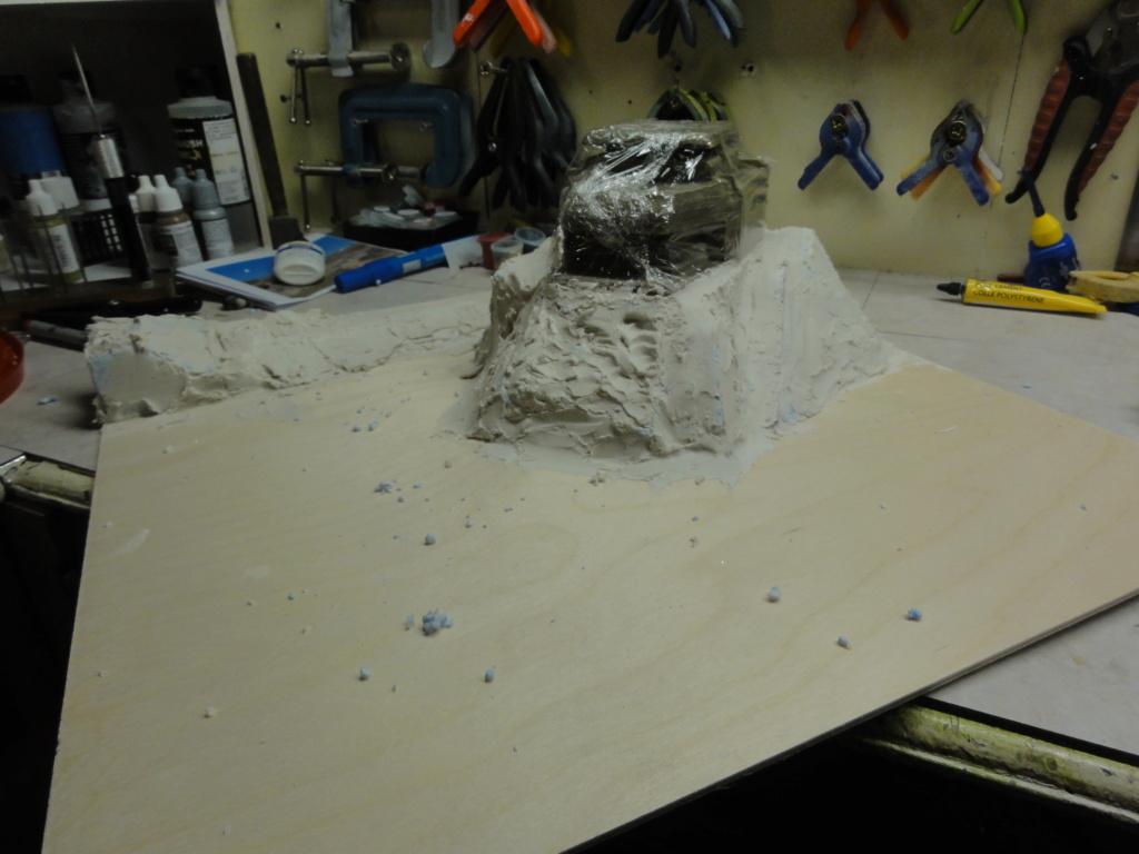 1er diorama avec blindés allemands au 1/72 - Page 5 Dsc00721