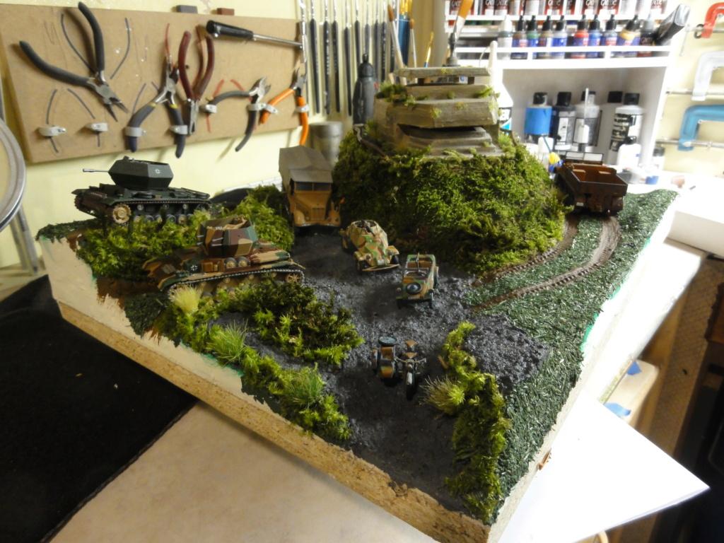 1er diorama avec blindés allemands au 1/72 - Page 6 Dsc00778