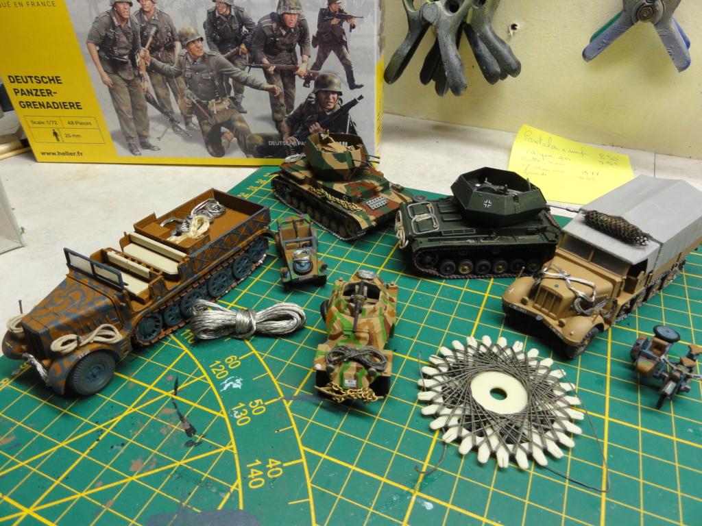 1er diorama avec blindés allemands au 1/72 - Page 7 Dsc00790