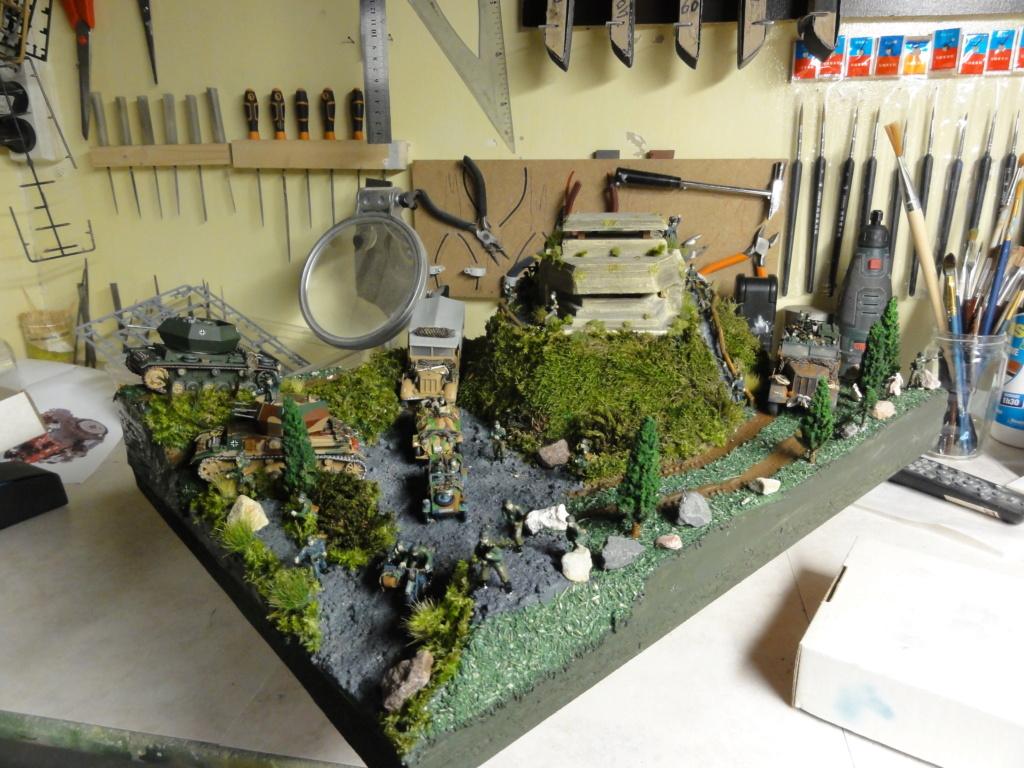 1er diorama avec blindés allemands au 1/72 - Page 7 Dsc00806