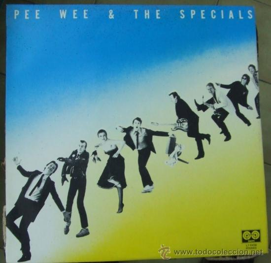 Pee Wee & the Specials 19713610