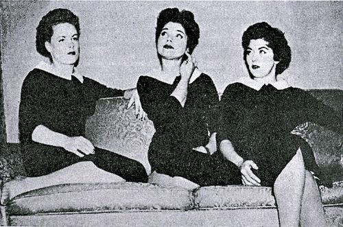 The Bonnie Sisters The20b10