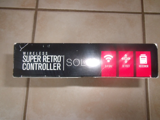 [SNES] Review : Super Retro Controller SOLO Dscf7520