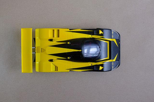 Juste du noir & du jaune [787 ABS Inside] Dscf1618