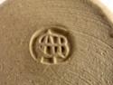 Charlie Boyce, Aysgarth Pottery Stamp10