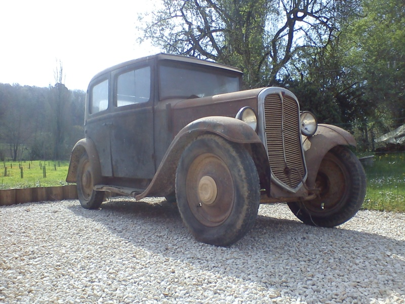 Encore une Rosengart.....une LR47 de 1935 110