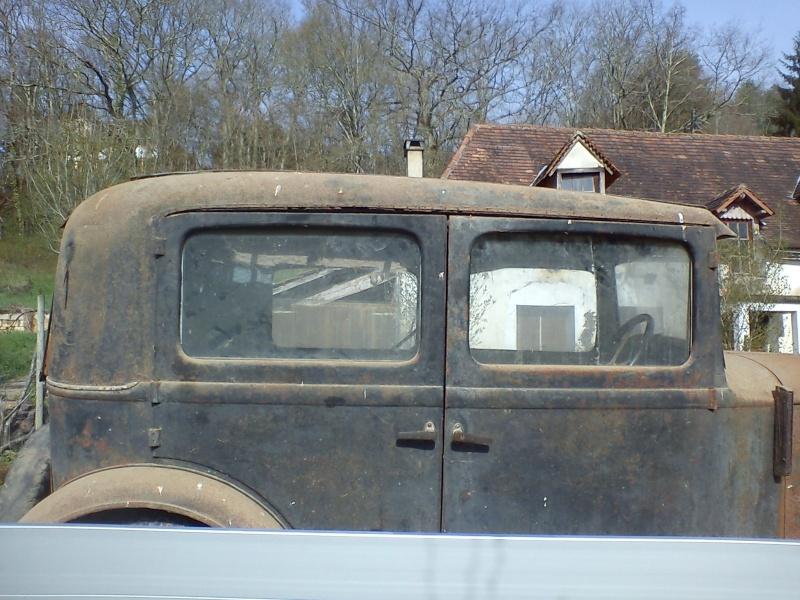 Encore une Rosengart.....une LR47 de 1935 1410
