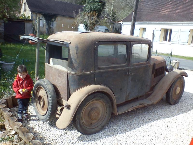 Encore une Rosengart.....une LR47 de 1935 310