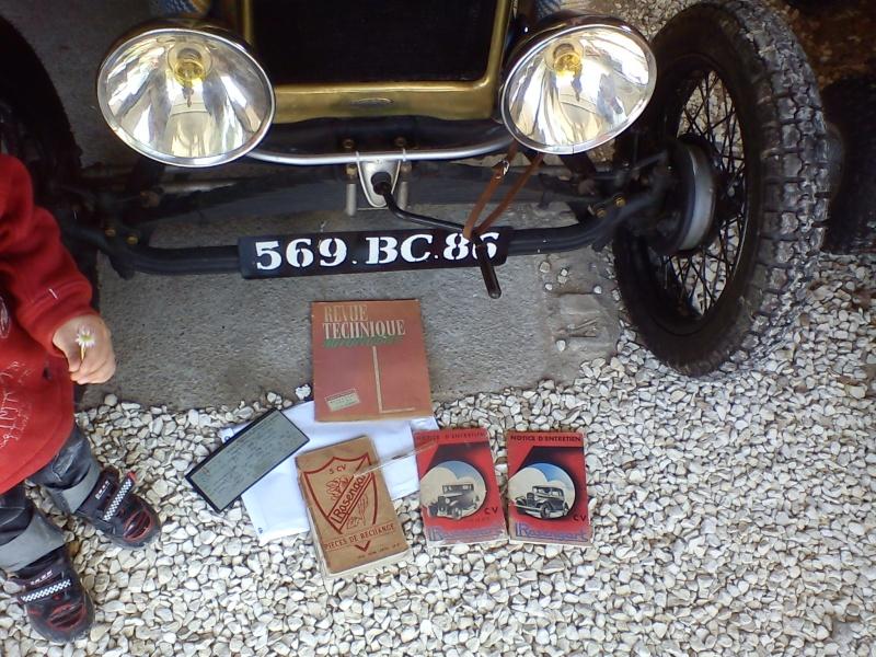 Encore une Rosengart.....une LR47 de 1935 410