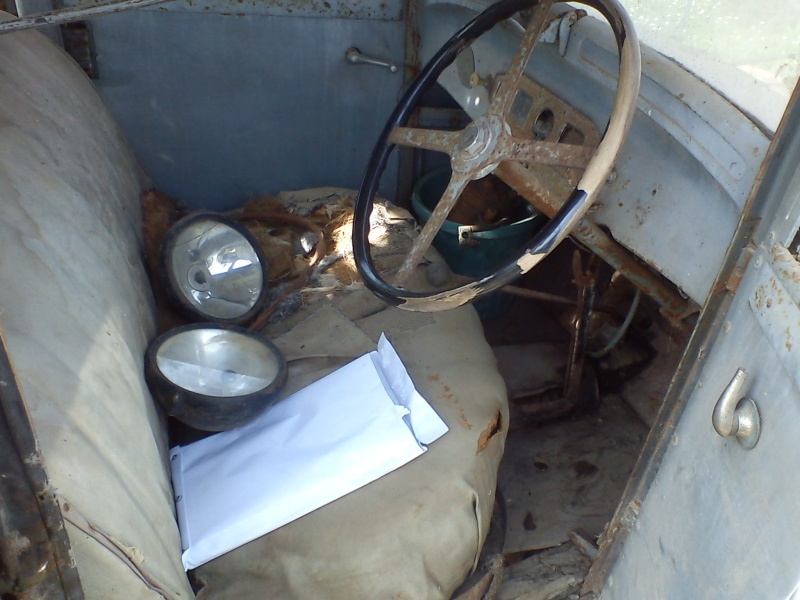 Encore une Rosengart.....une LR47 de 1935 510