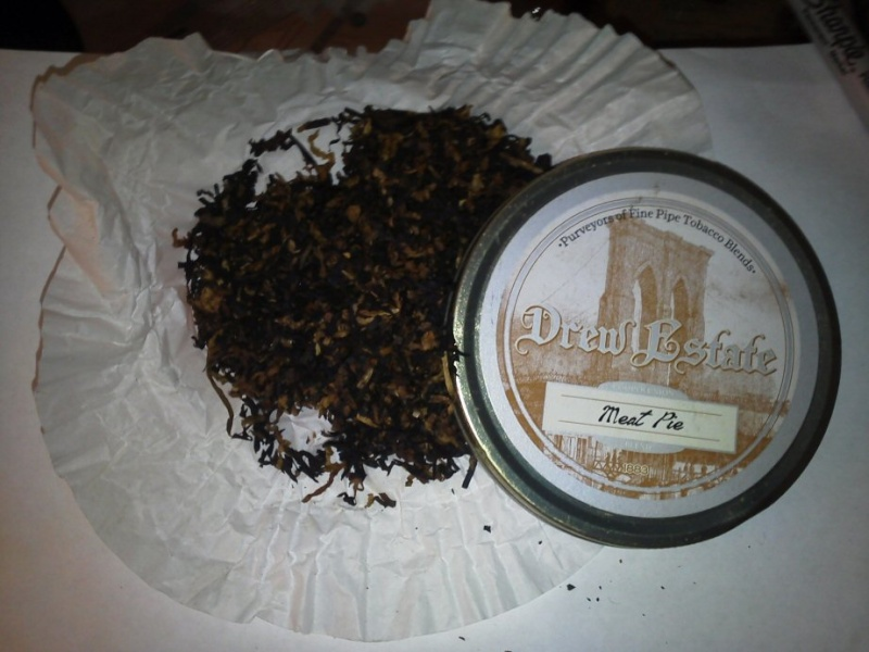 Drew Estate  Meat Pie ( The English blend ) Detin10