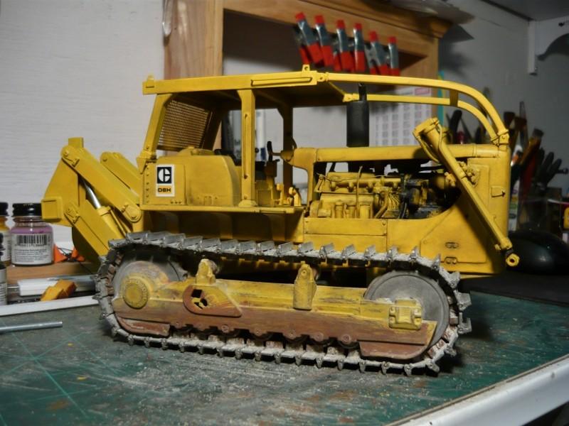Caterpillar D8 remit à jour P1110034