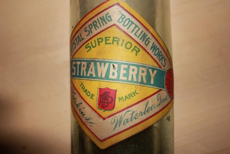 Crystal spring bottling works (fond rond) 210