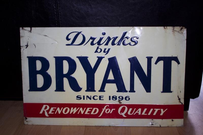 Affiche en métal Bryant Bryant10