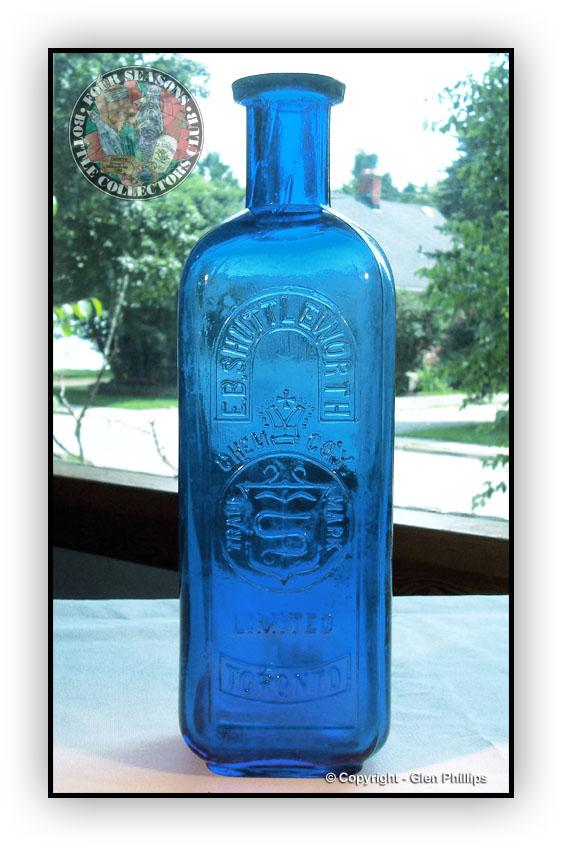 Bleu cobalt embossée Eb_shu10