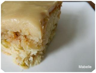 Gâteau aux figues et glaçage au sucre à la crème Gateau20