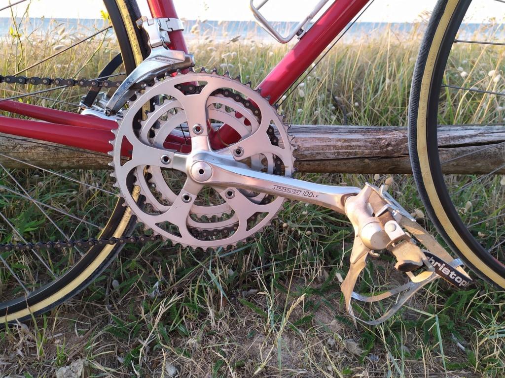 Cycles Julienne - Cadre Didier Louis - 1986/87 1011