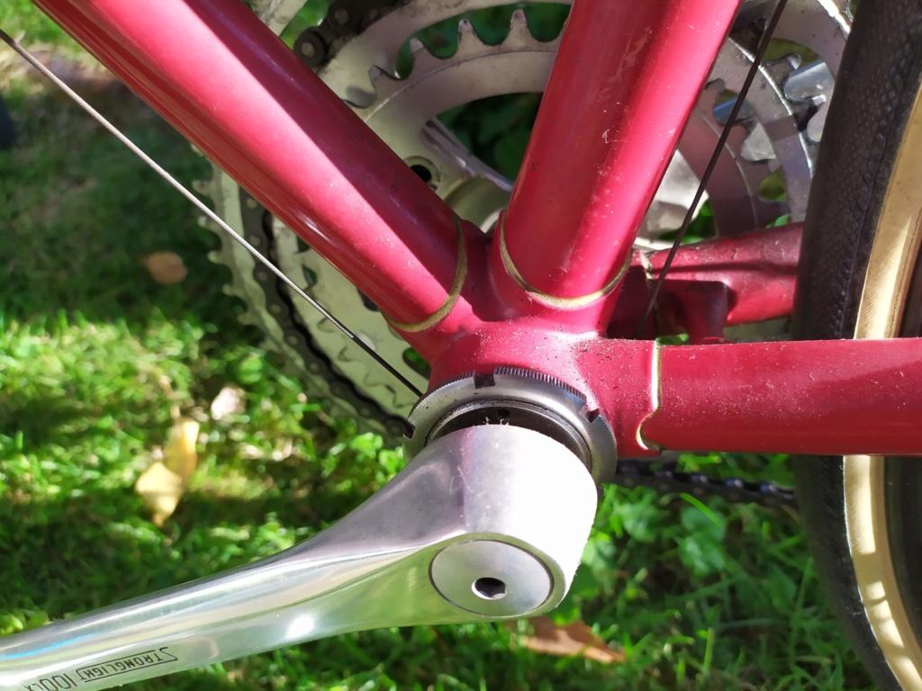 Cycles Julienne - Cadre Didier Louis - 1986/87 1111