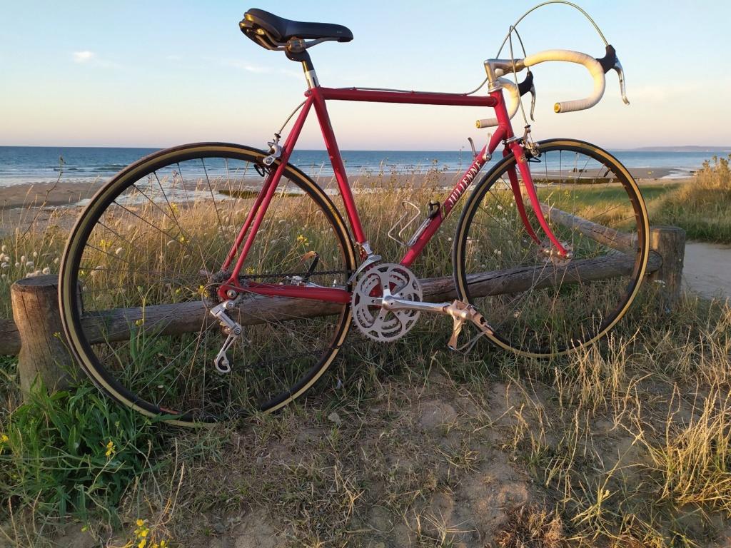 Cycles Julienne - Cadre Didier Louis - 1986/87 112