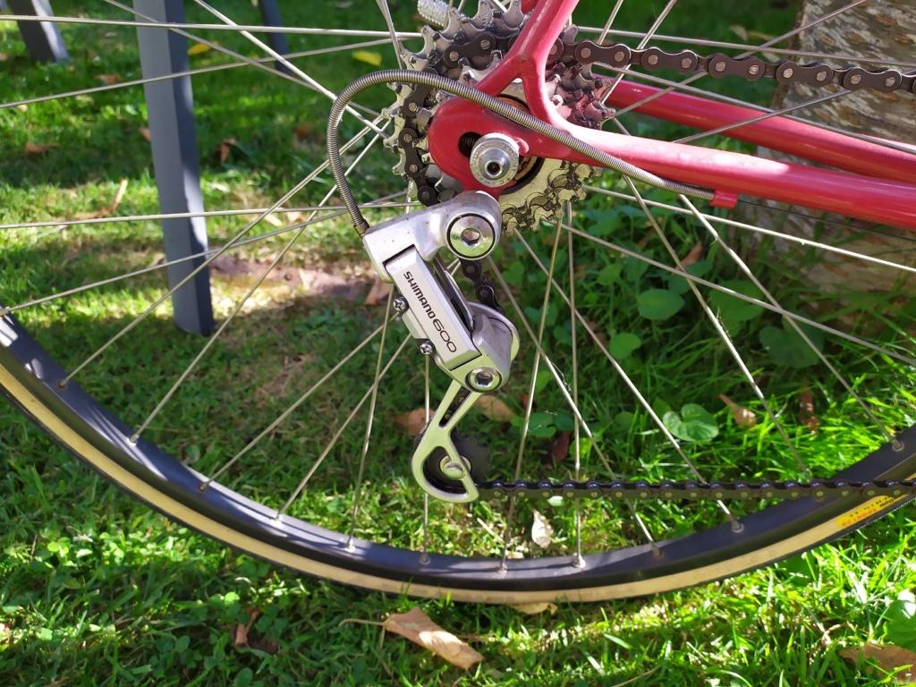 Cycles Julienne - Cadre Didier Louis - 1986/87 1211