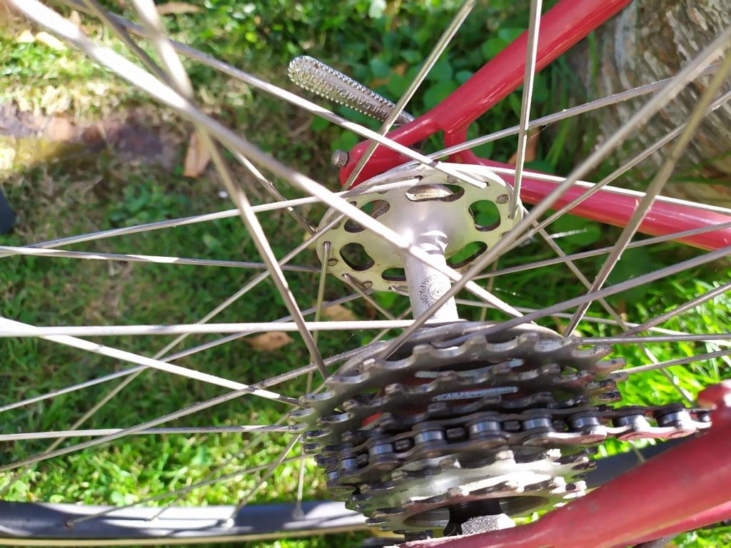 Cycles Julienne - Cadre Didier Louis - 1986/87 1411