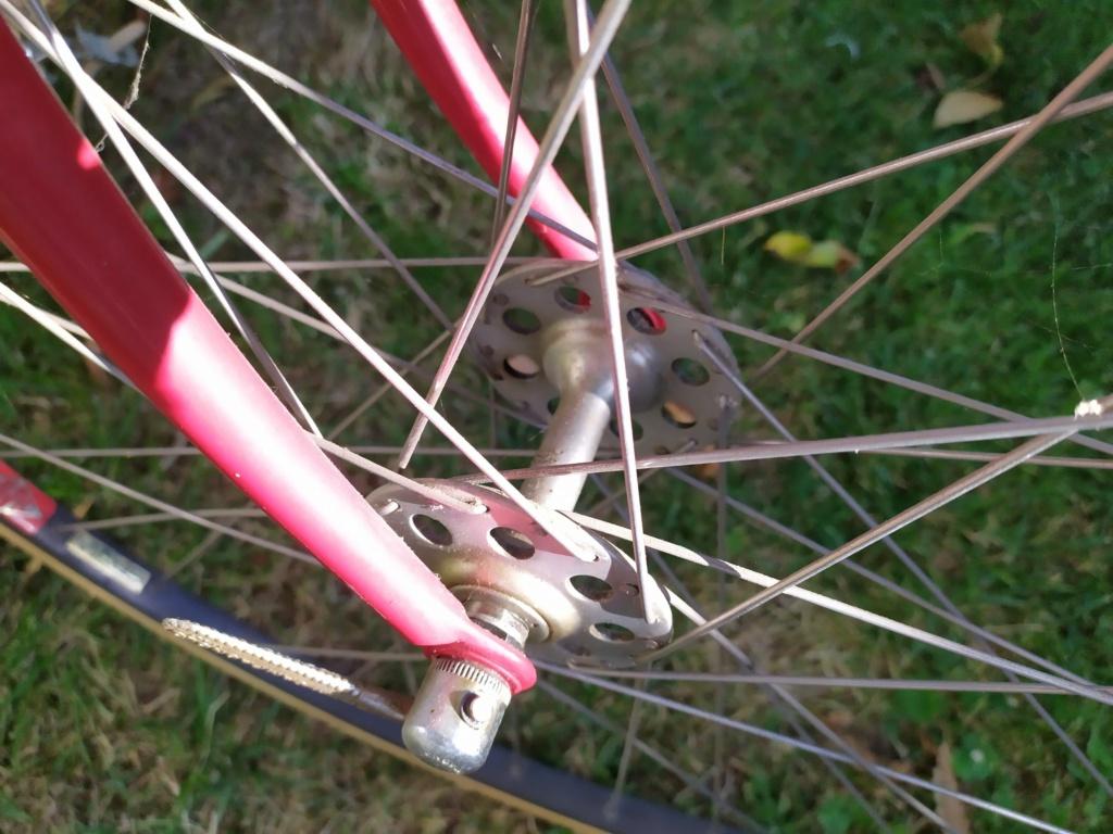Cycles Julienne - Cadre Didier Louis - 1986/87 2011