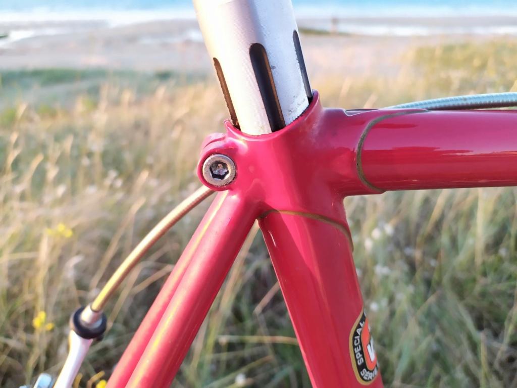 Cycles Julienne - Cadre Didier Louis - 1986/87 2310