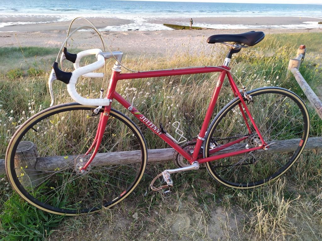 Cycles Julienne - Cadre Didier Louis - 1986/87 311
