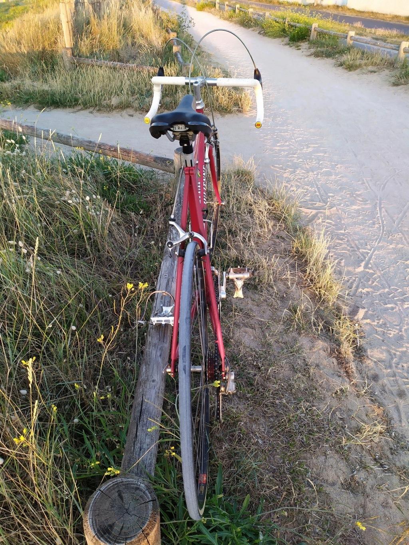 Cycles Julienne - Cadre Didier Louis - 1986/87 511