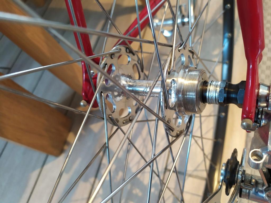 Cycles Julienne - Cadre Didier Louis - 1986/87 54c14010