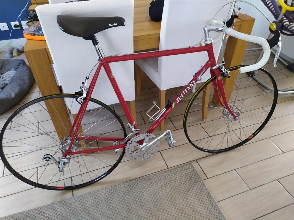 Cycles Julienne - Cadre Didier Louis - 1986/87 56fc7810