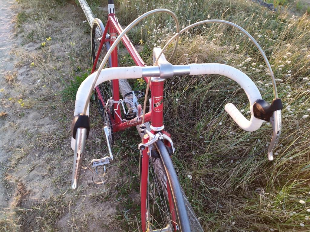 Cycles Julienne - Cadre Didier Louis - 1986/87 611
