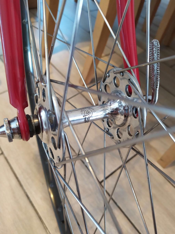 Cycles Julienne - Cadre Didier Louis - 1986/87 6c85b610