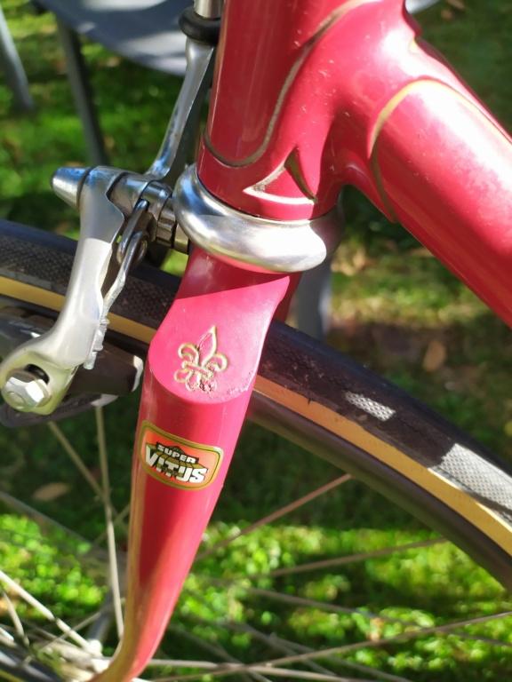 Cycles Julienne - Cadre Didier Louis - 1986/87 911