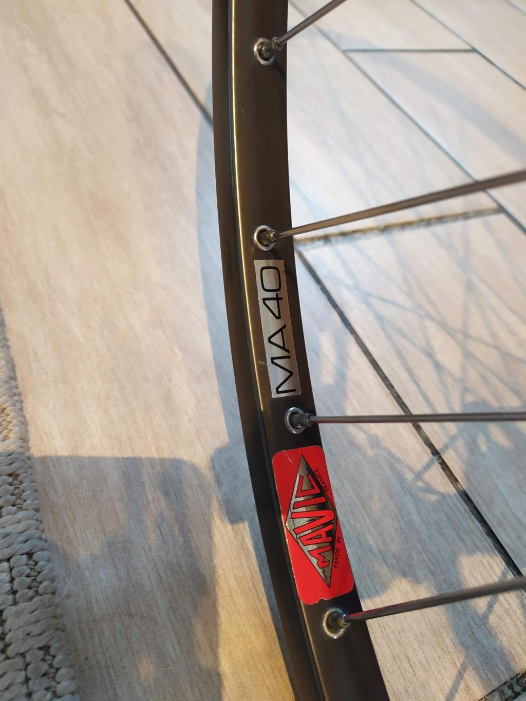 Cycles Julienne - Cadre Didier Louis - 1986/87 Eb3d1010