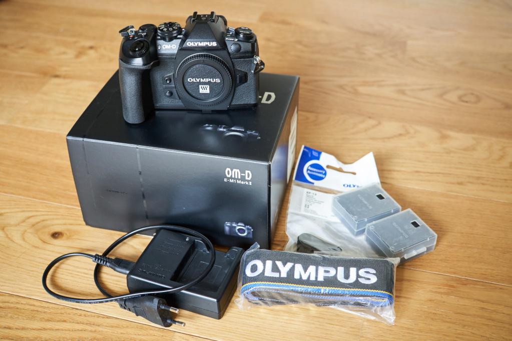[Vendu] Olympus OM-D E-M1 Mark II - Mise à jour du prix 20190311