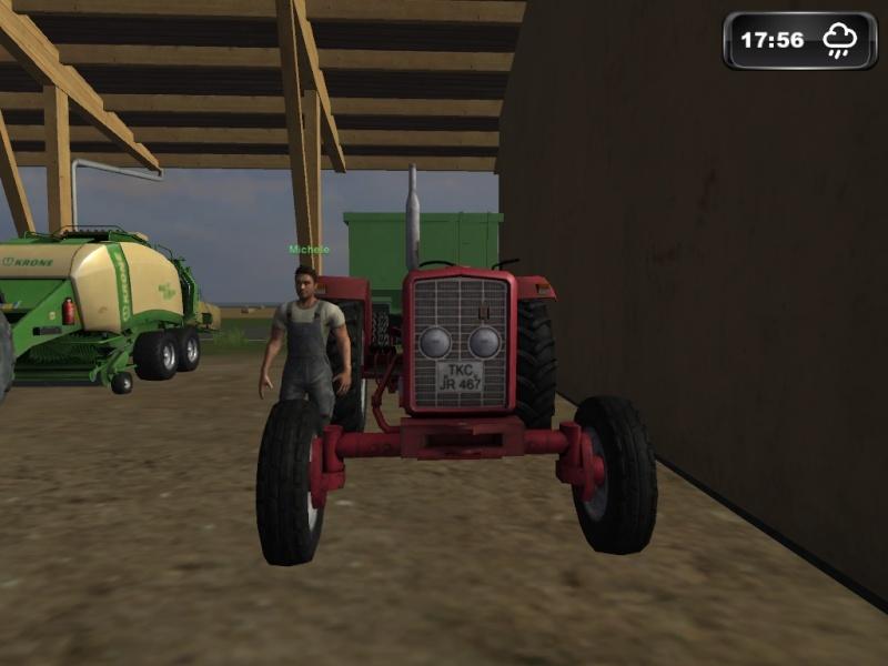 bellissima partita multiplayer con michael93 e michele 08/03/2013 farmng simulator  2011 :) Lsscre14