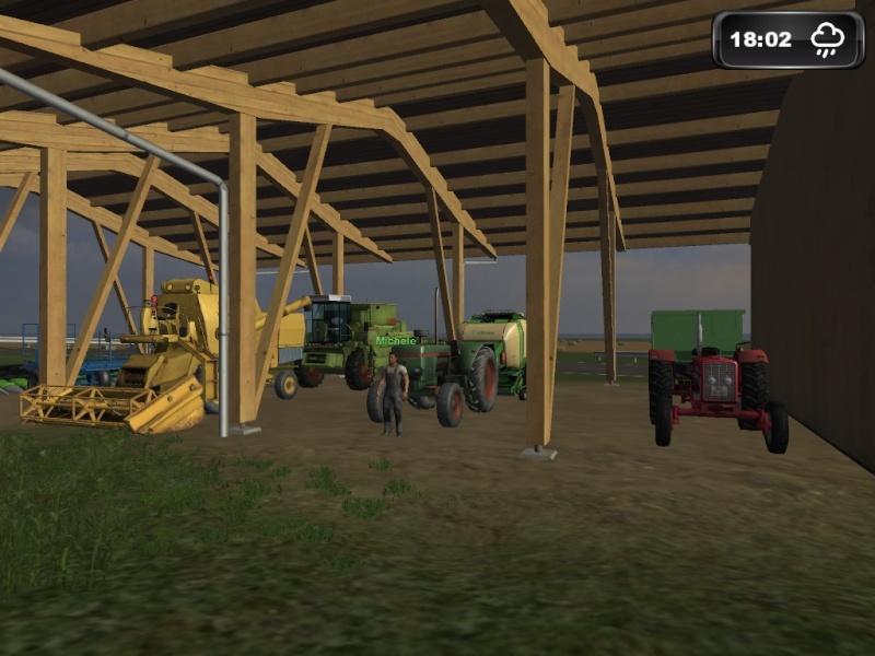 bellissima partita multiplayer con michael93 e michele 08/03/2013 farmng simulator  2011 :) Lsscre15