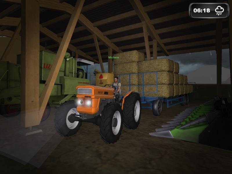bellissima partita multiplayer con michael93 e michele 08/03/2013 farmng simulator  2011 :) Lsscre17