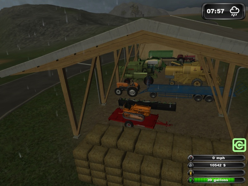 bellissima partita multiplayer con michael93 e michele 08/03/2013 farmng simulator  2011 :) Lsscre18