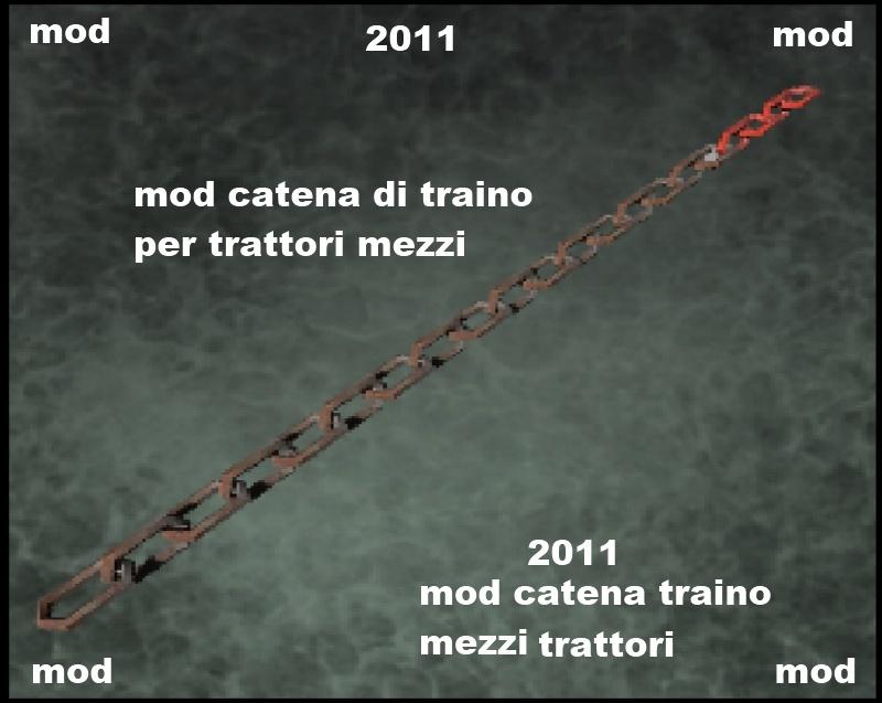 vontatolanc catena di traino per trattori mezzi 2011 Xxxxx10
