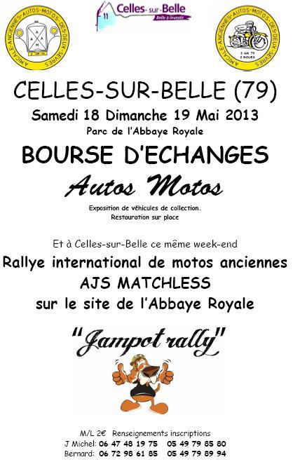 18 et 19 mai 2013 :Bourse d'échange à Celles sur Belle (79) 2013_c10