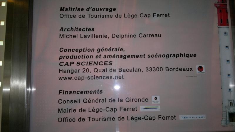 LE PHARE DU CAP FERRET (Bassin d'Arcachon) 16092012